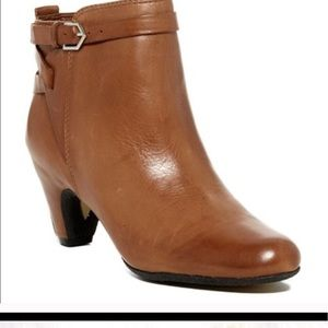 Sam Edelman Maddox brown leather boots size 9.5